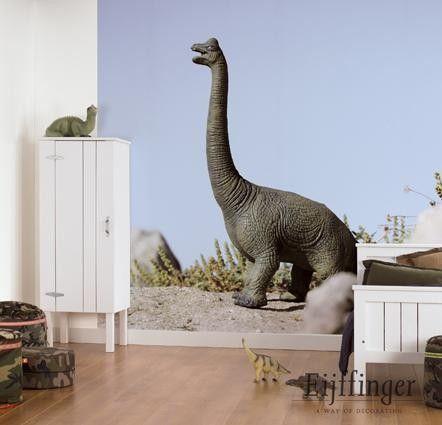 Dinosaur bij Behangwebshop