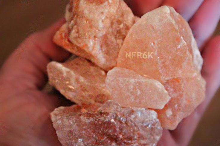 Do Salt Lamps Make You Sick : How to: Sole Water Natural Unrefined Pink Himalayan salt water for health Electrolyte drink ...