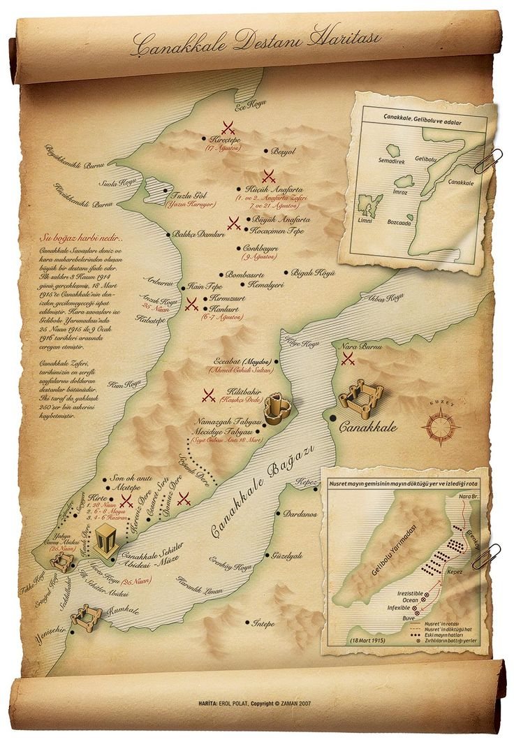 Çanakkale, gallipoli, war, Map, Old Map, #infographic