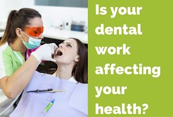 Dental Fillings are actually half mercury. They are a time-released poison, sadly they can negatively affect your health.