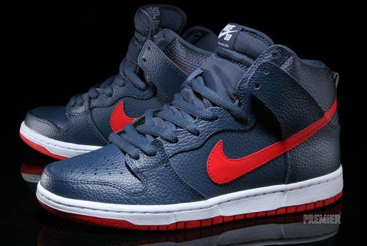 Nike released a new set of shoes. Check out their latest Nike Dunk Hi Pro Squadron Blue  More: http://freshersmag.com/nike-dunk-hi-pro-squadron-blue/