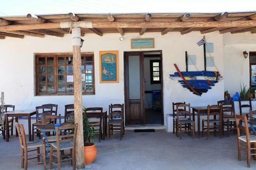 """Παραδοσιακό καφενείο ~ Κρήτη  """" Traditional """"Kafeneio"""" ~ Crete  """"  Chania Crete by Nikos"""