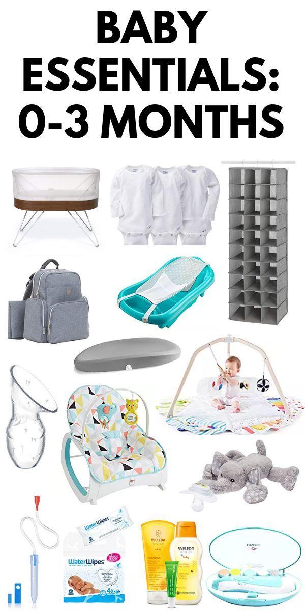 Newborn Baby Essentials: Was wir tatsächlich aus unserer Checkliste für die Registrierung von Neugeborenen verwendet haben   – The Confused Millennial