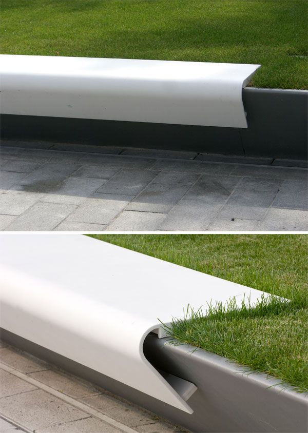 König-Heinrich Platz Averdung, by Agence Ter, in Duisburg, Germany.  Needs some trim to grass...