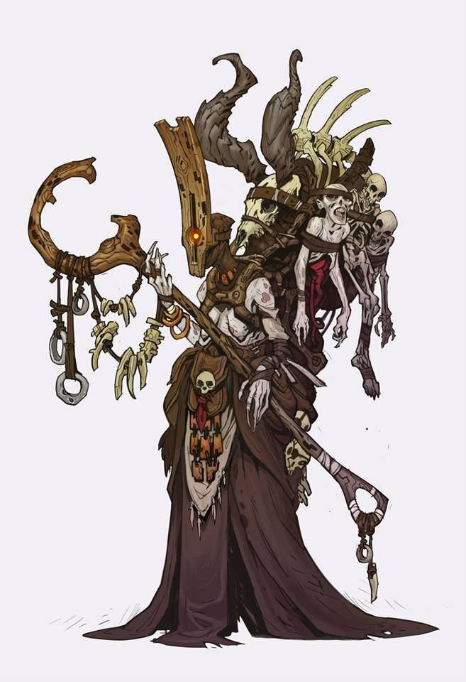 The Corpse Haggler. by Kory Hubbell
