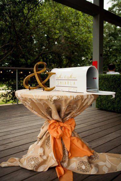 43 best Wedding Mailbox images on Pinterest | Wedding mailbox ...