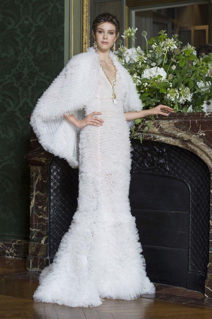 Noivas: as propostas desfiladas na semana de alta-costura - Vogue   News