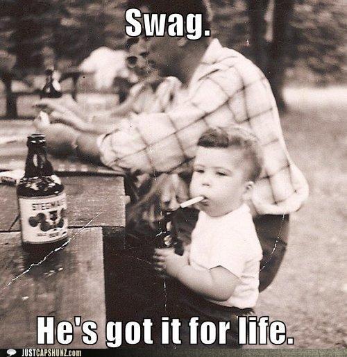 Kid #swag