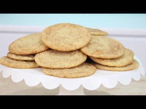 How to Make Snickerdoodles! - YouTube