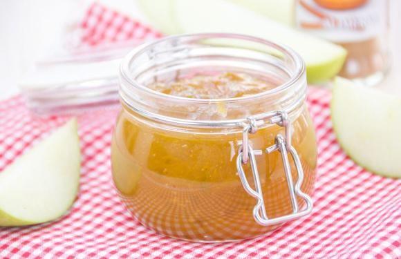 Mermelada De Manzana Y Canela Sin Azúcar La Cocina De Alimerka Mermelada De Manzana Mermelada Te De Canela