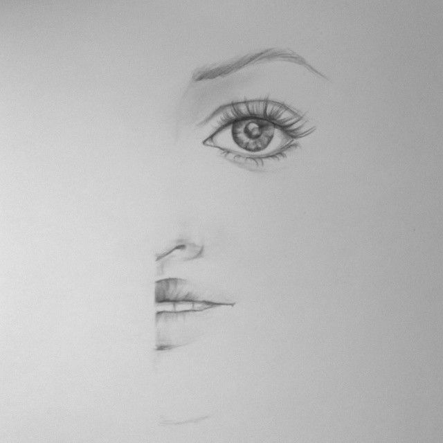#sketching #art #pencil by #DaniellaGallistl