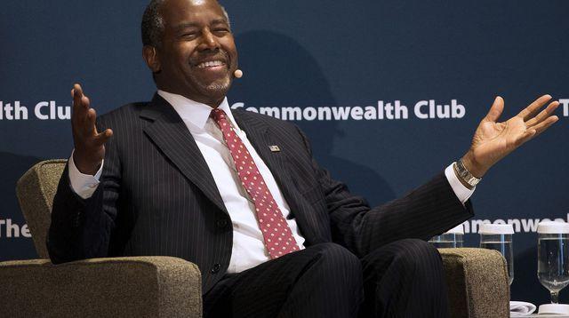 """Etats-Unis: """"Il n'y aurait pas eu de Shoah si les juifs avaient été armés"""", affirme Carson"""