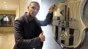 FC Barcelone: Eric Abidal remercie « du fond du cœur »