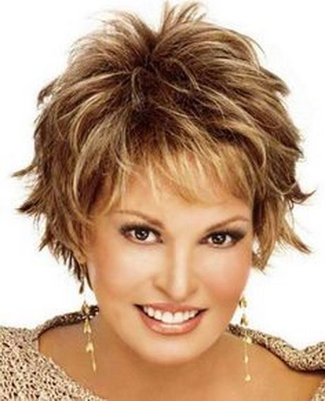 Shag Haircuts for Women Over 50 | Short shaggy hairstyles for women over 50