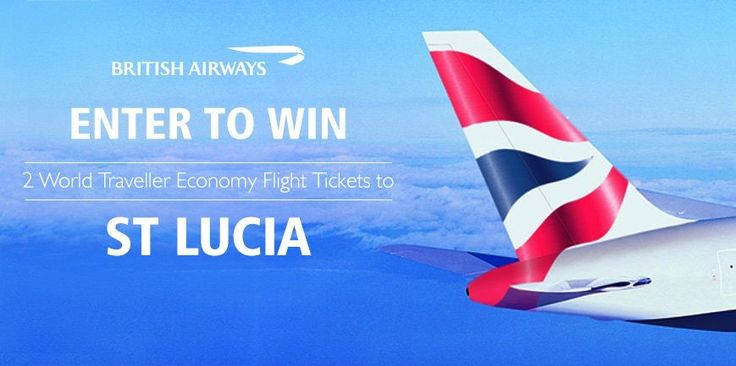 Tomorrow is the last day of our competition to win tickets to St Lucia! If you haven't yet entered, visit www.brightsun.co.uk/win