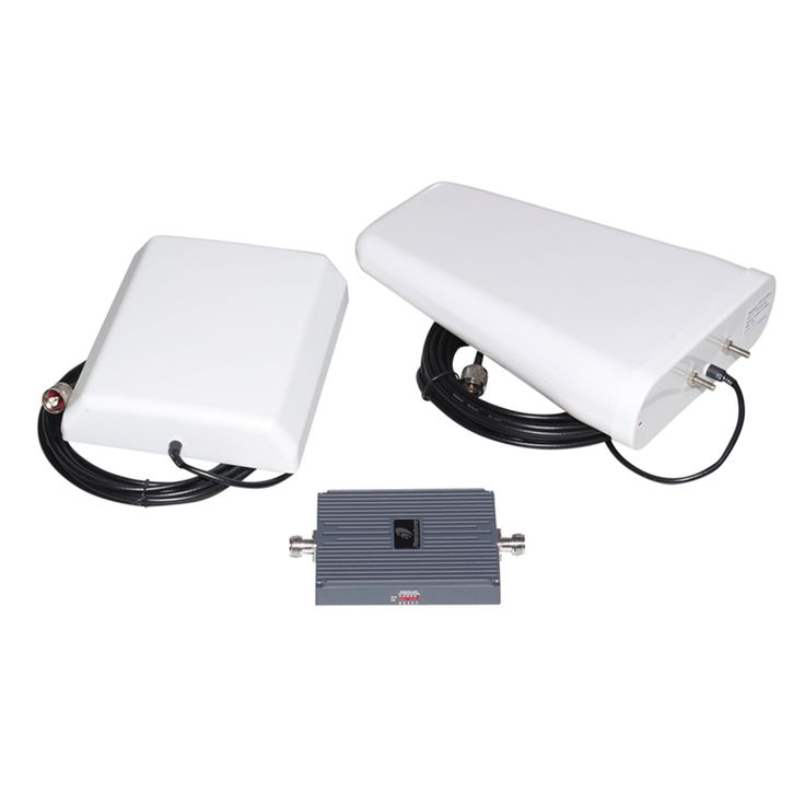 Phonetone 900MHz Mobile Signal Repeater 75db GSM Phone Booster with ALC AGC Automatic Gain Control