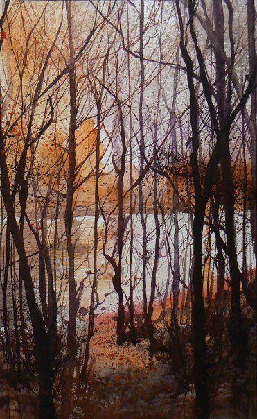 Pete Gilbert | New Forest Artiste | Galerie