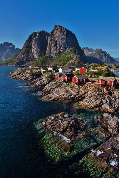 places, scandinavia ♥