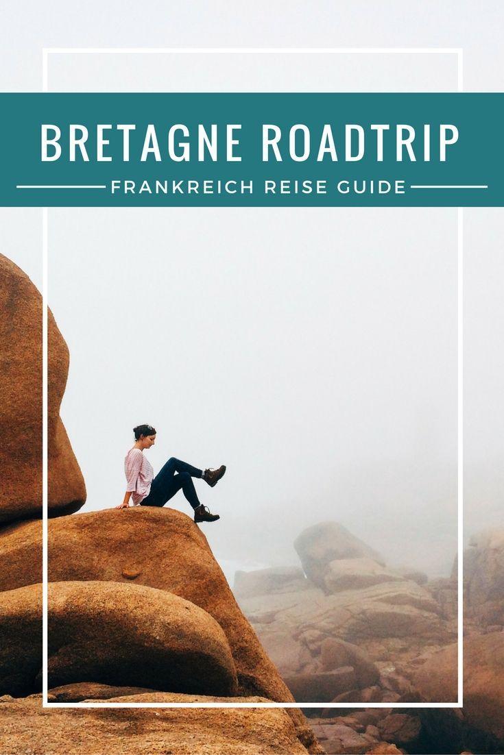 Bretagne Rundreise in 10 Tagen – Mein Roadtrip-Reiseguide -- Fjordartige Buchten, schroffe Steilküsten und gleichzeitig fast schon karibisch anmutende weiße Strände, türkises Meer und idyllische Küstendörfer – ja das alles ist die Bretagne. Und das alles sind Gründe, warum ich mich so sehr in dieses idyllische Fleckchen Erde im Nordwesten Frankreichs verliebt habe