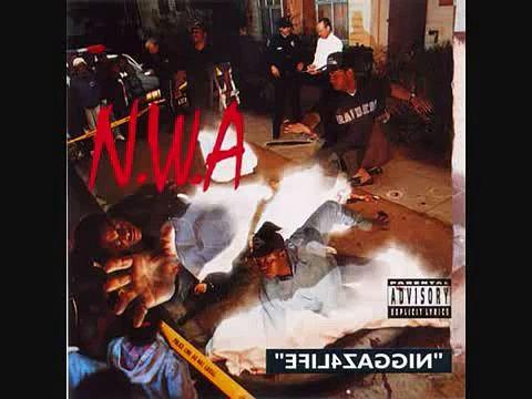N.W.A.  Appetite For Destruction