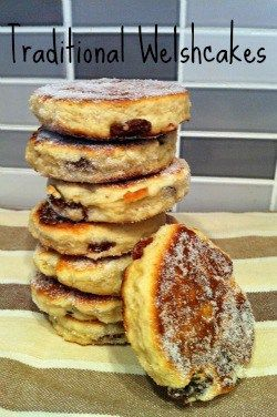 An easy to follow recipe for traditional Welsh Cakes. Perfect for afternoon tea or celebrating St David's Day.