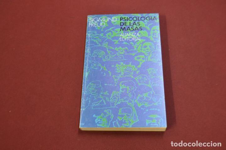 psicologia de las masas - sigmund freud - alianza editorial - PG1 - Foto 1