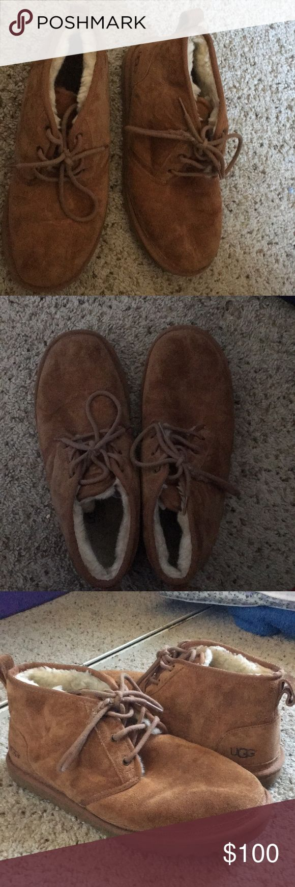 Mens Ugg boots Size 11 men's Ugg boots great condition, originally 150. UGG Shoes Winter & Rain Boots