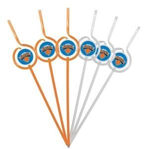 New York Knicks Team Sipper Straws