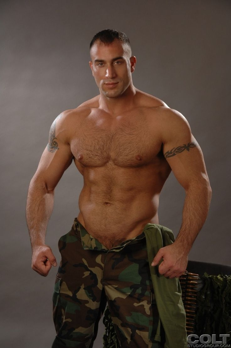 Hot Muscle Gay Porn 116