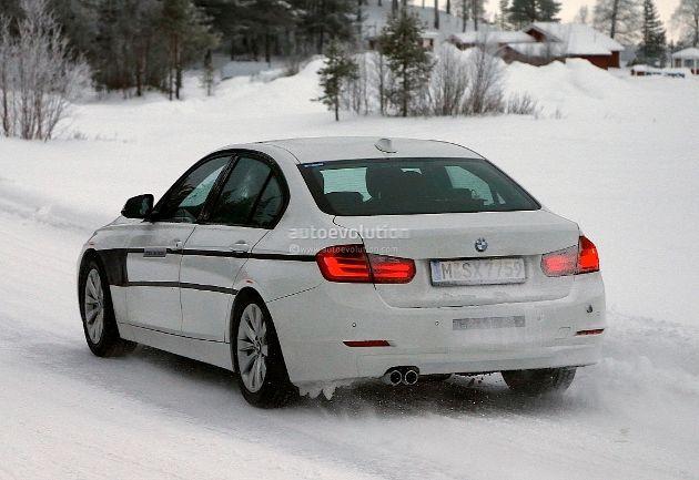 BMW Série 3 : l'hybride rechargeable pour 2015 !