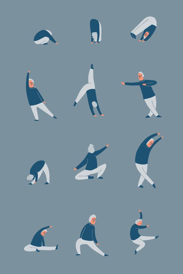 pattern by Yanna Chintsova, via Behance