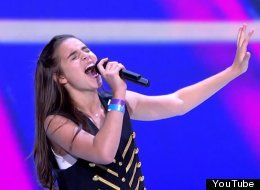 "Last week, a star was born on ""The X Factor."" When 13-year-old Carly Rose Sonenclar took the stage -- wearing sandals and jean shorts -- and announced that she would be singing ""Feelin' Good"" by Nina Simone, the judges were more than a little bit skeptical."