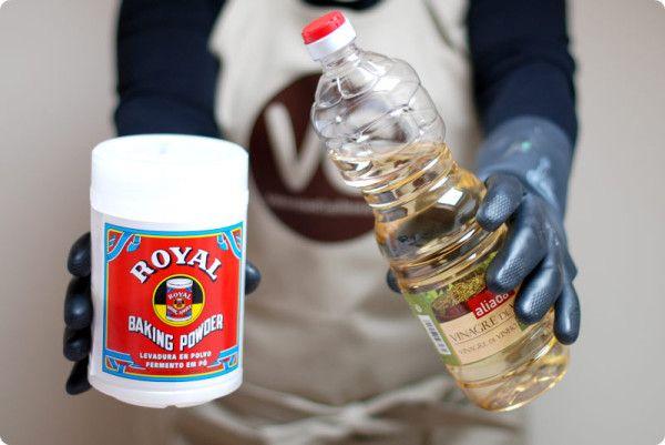 Las 25 mejores ideas sobre vinagre blanco en pinterest y - Limpieza de casa con sal ...