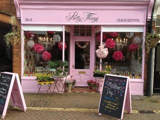 Pretty Things Tea Room Horsham