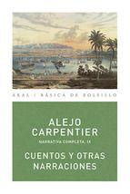 """La presente edición recoge textos de diferentes épocas y variadas procedencias que nunca, hasta hoy, habían sido reunidos en un solo volumen. Además de """"Los fugitivos"""", """"Oficio de tinieblas"""", Guerra del tiempo y otros relatos, etc., se incluyen relatos que pertenecen a los inicios literarios de Alejo Carpentier y que nunca ... http://www.akal.com/libros/Cuentos-y-otras-narraciones/9788446024545 http://rabel.jcyl.es/cgi-bin/abnetopac?SUBC=BPSO&ACC=DOSEARCH&xsqf99=1751640+"""