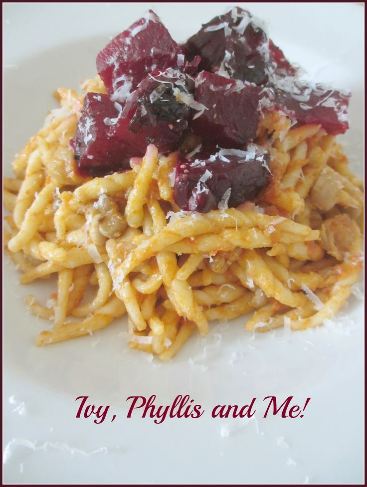 Ivy, Phyllis and Me!: ROASTED BEETROOT OR ROASTED BEETS