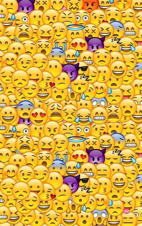 cool emoji wallpaper | Emojis | Pinterest | More Emoji wallpaper ideas