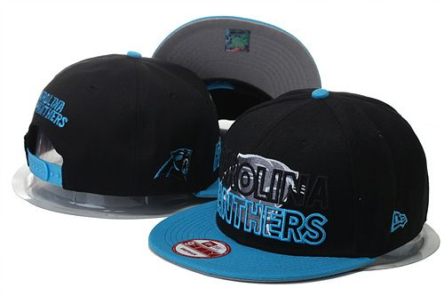 Carolina Panthers NFL Graph Outline 9FIFTY Snapback Hats