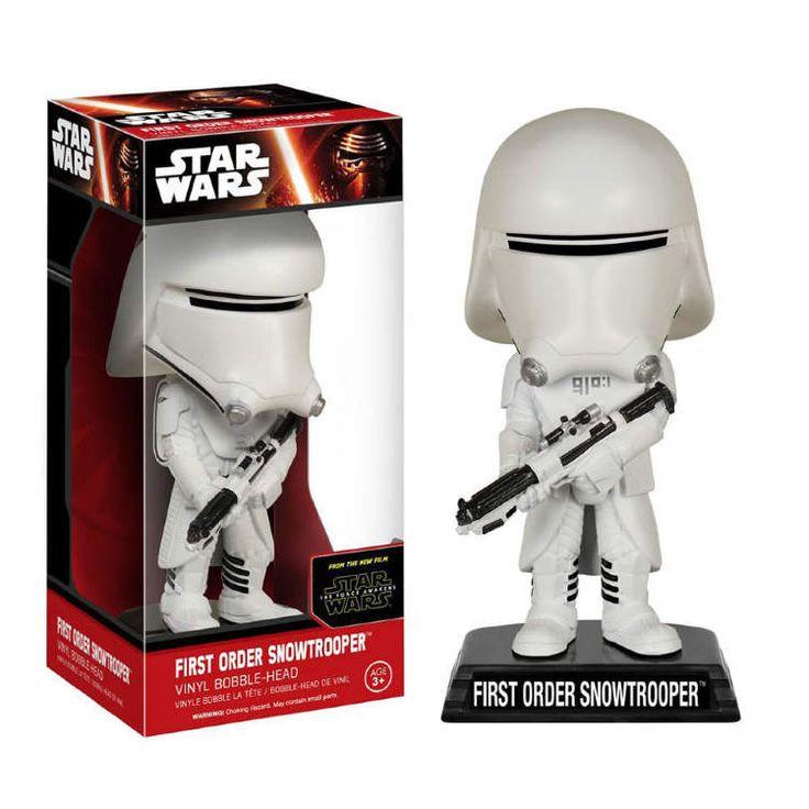 Funko <b>Star Wars</b> Episode 7 - <b>First Order</b> Snowtrooper Wacky ...