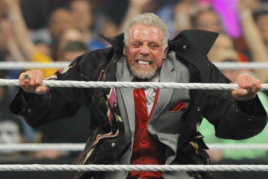 Win WWE: Ultimate Warrior: Always Believe on Blu-ray