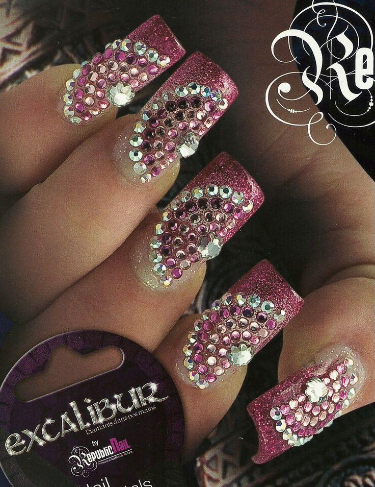Disenos De Unas Acrilicas 2012 | Uñas de Acrilico...Nails Princess: Uñas Acrilicas de Revistas