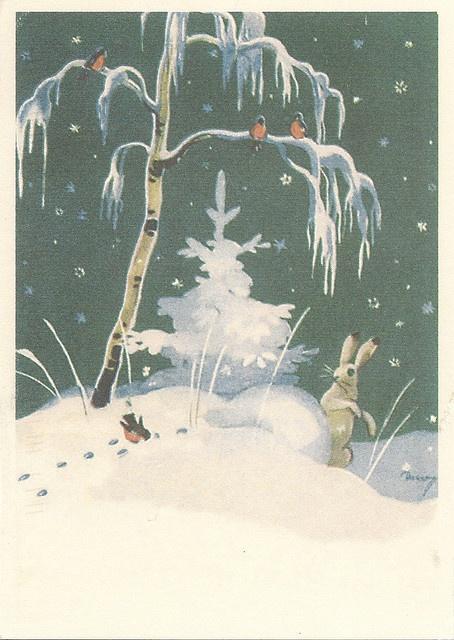 Martta Wendelin illustration