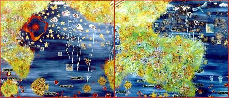 Tatiana Chebrova and Ven Goleiko (Strontium'90 Art Group)