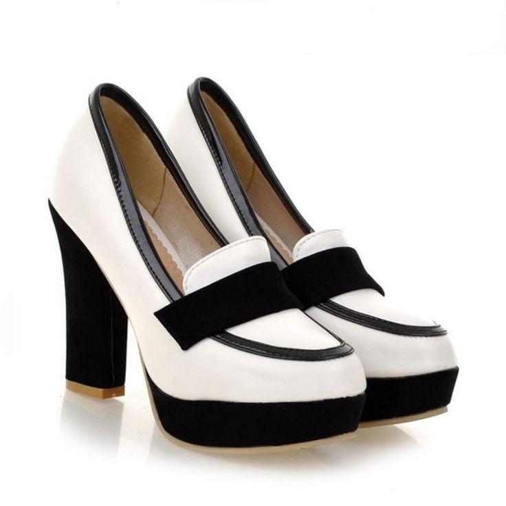 Senhoras sapatos de salto alto mulheres sexy vestido de calçados de moda senhora bombas de marca femininas P13025 venda quente EUR tamanho 34 – 43 - alishoppbrasil