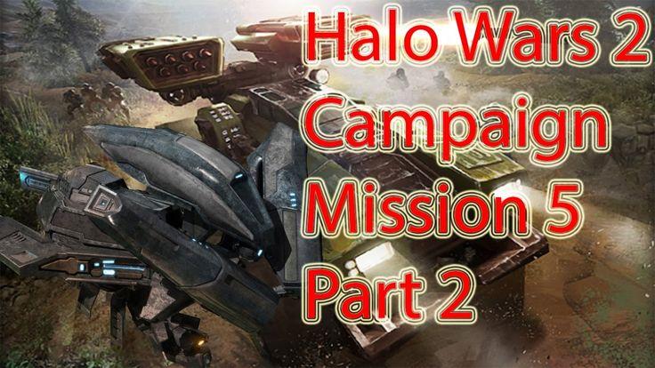 Halo Wars 2 | Mission 5 | Part 2