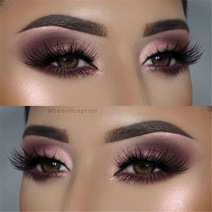 20+ Chic Smokey Eye Makeup Ideas That Looks Great