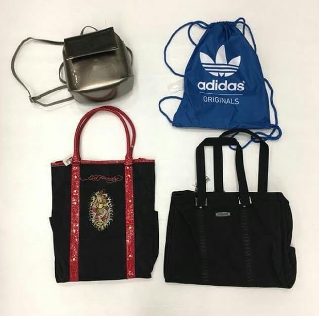 Today there are tons of purses, totes and bags hitting the floor! We have brands like Calvin Klein, Versace, Ed Hardy, Adidas and so many more :) Come on in to get cute and #gentlyused bags for less👜  #brandsforless #accessories #calltohold #calvinklein #adidas #versace #dealsfordays #conestogacollege #shoplocal #shopforless #dealsandsteals | www.platosclosetcambridge.com