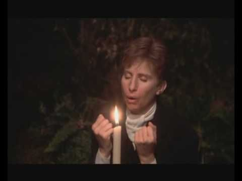 """""""Papa, can you hear me?"""" from Yentl. There is just no one like Barbra Streisand to evoke emotions."""