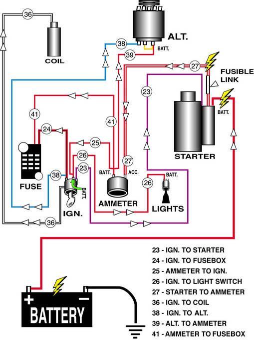 Diagram Can I Install A Higher Output Alternator
