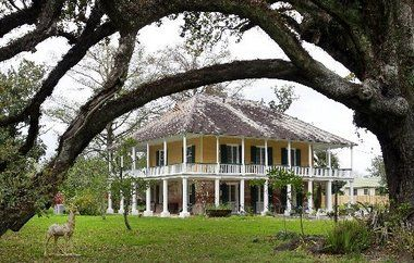 Mary Plantation in Plaquemines Parish, Louisiana, going on auction today - can someone restore this beautiful piece of history & open it to the public?